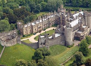Живописные замки Великобритании. Арундельский замок