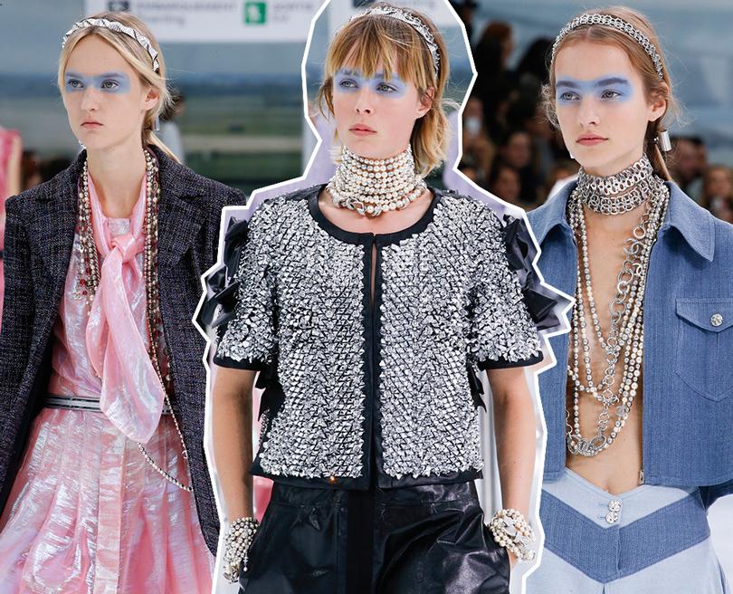 Style Notes: костюмная бижутерия Chanel. Как смелое решение изменило историю моды?