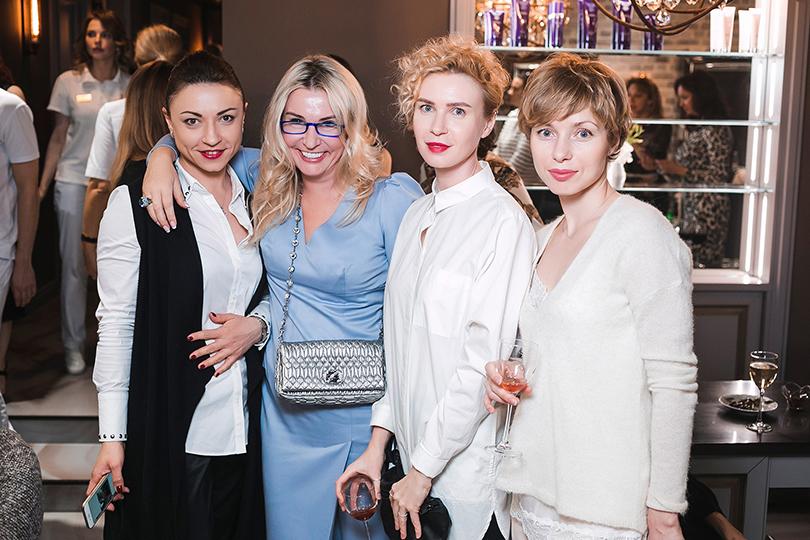 Девичник Hollywood party вDaviani Beauty &Spa