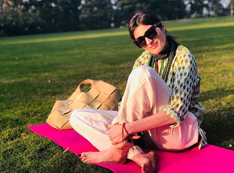 #postatravelnotes: Ирина Линович— отом, как научиться рано вставать, полюбить завтраки инерастрачивать энергию впустую