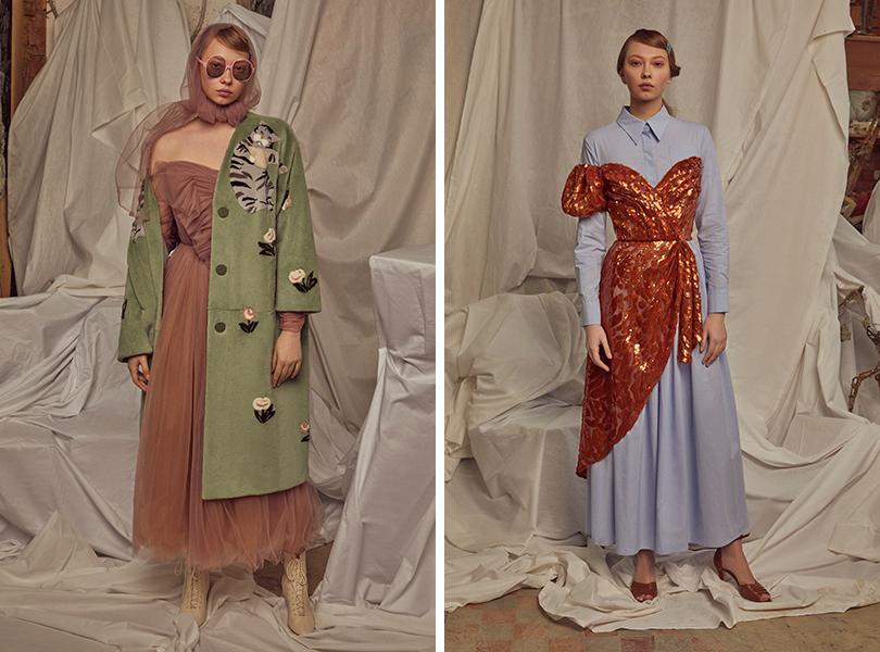 В гостях у сказки: лукбук осенне-зимней коллекции Alena Akhmadullina