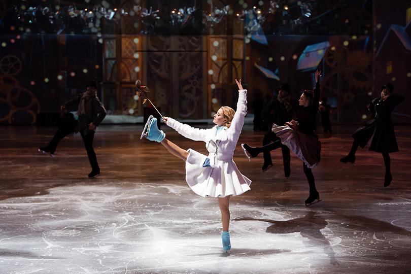 Posta Kids Club: состоялась премьера ледового шоу «Щелкунчик-2»