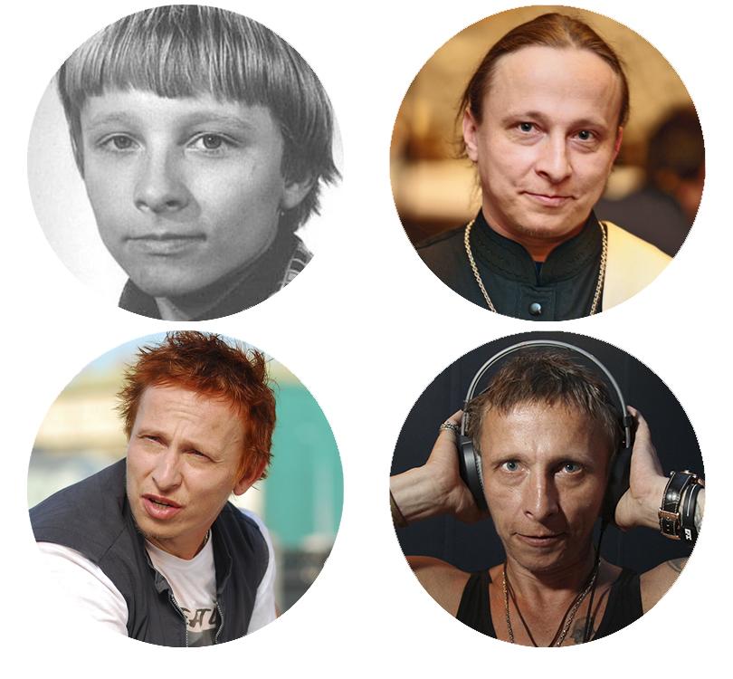 Эволюция Ивана Охлобыстина