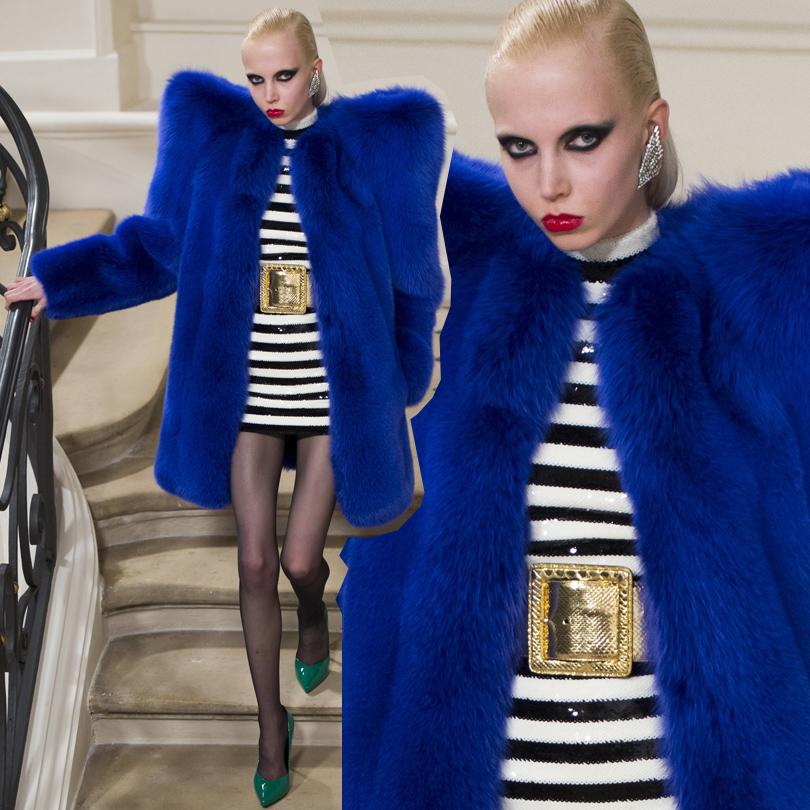 Самые знаковые показы Недели моды в Париже, 2016: Saint Laurent