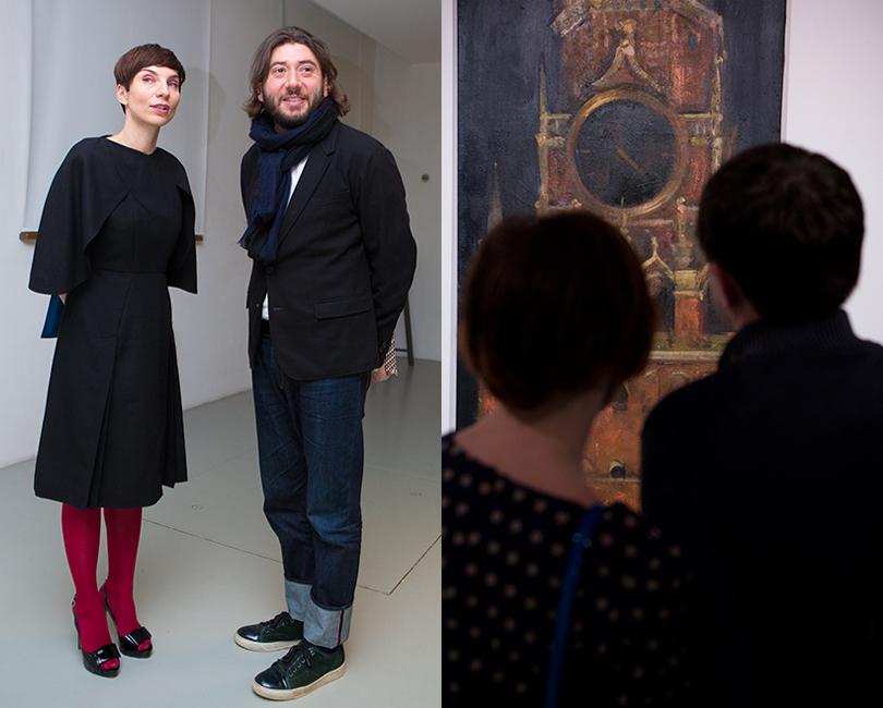 Катрин Борисов и Михаил Друян