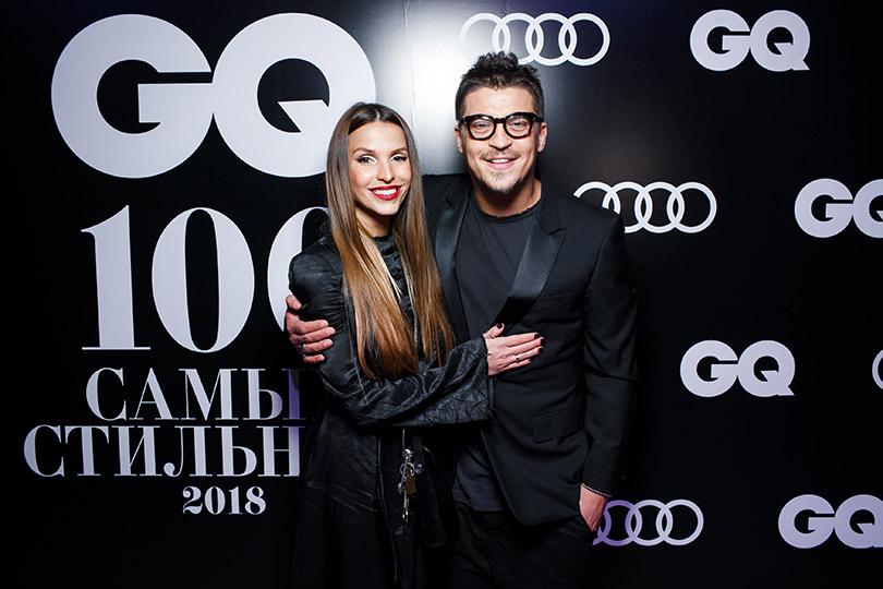 Светская неделя с Ириной Чайковской: 100 самых стильных мужчин поверсии журнала GQ. Антон иЮлия Беляевы