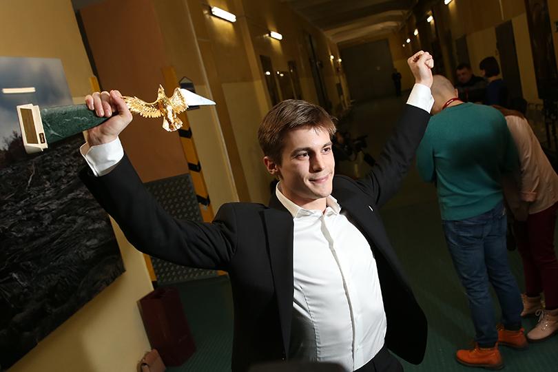 КиноТеатр: премия «Золотой орел» в 2017 году. Иван Янковский