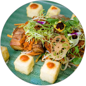День рождения ресторана Ekements byEdward Kwon