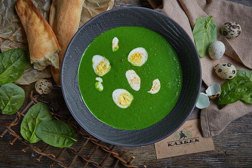 Всвоей тарелке: холодные супы вресторанах Москвы. «Казбек»