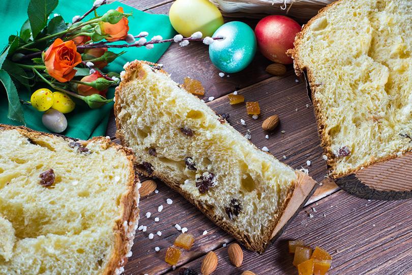 Пасха вмосковских ресторанах: необычные куличи, подарочные корзины ипраздничное меню. «Сыр»