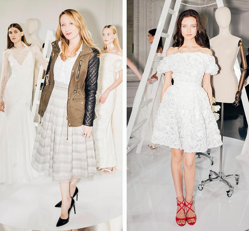 Wedding & More: свадебная коллекция Edem Couture. Юрате Гураускайте. Леся Кафельникова