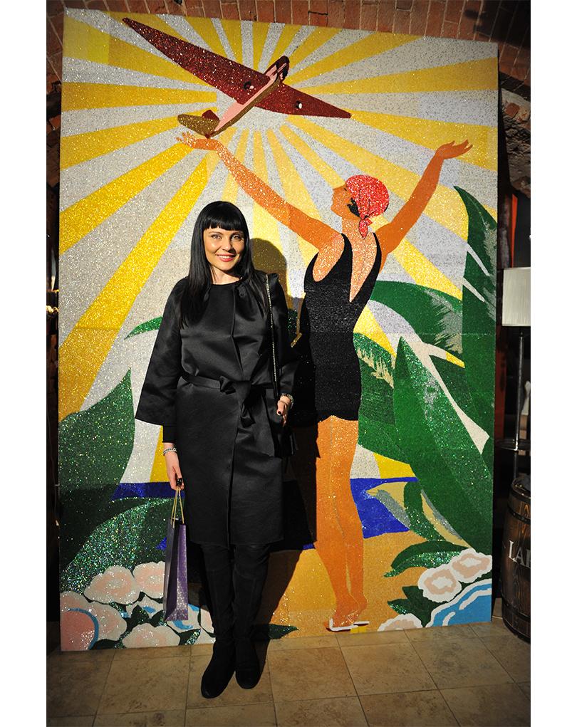 Светская хроника: «Джентльменский вечер №3» от Secret Art Pop-Up Gallery. Лидия Александрова