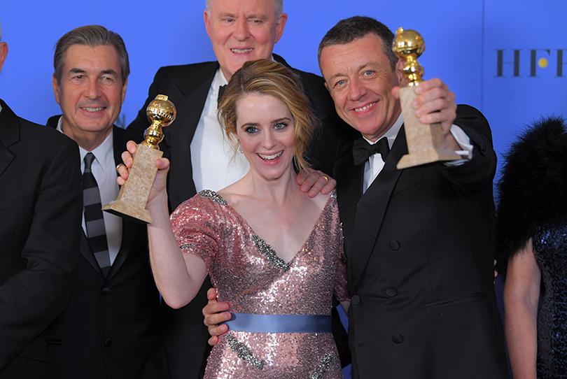 КиноТеатр: «Ла-Ла Лэнд» идругие победители «Золотого глобуса». Клер Фой
