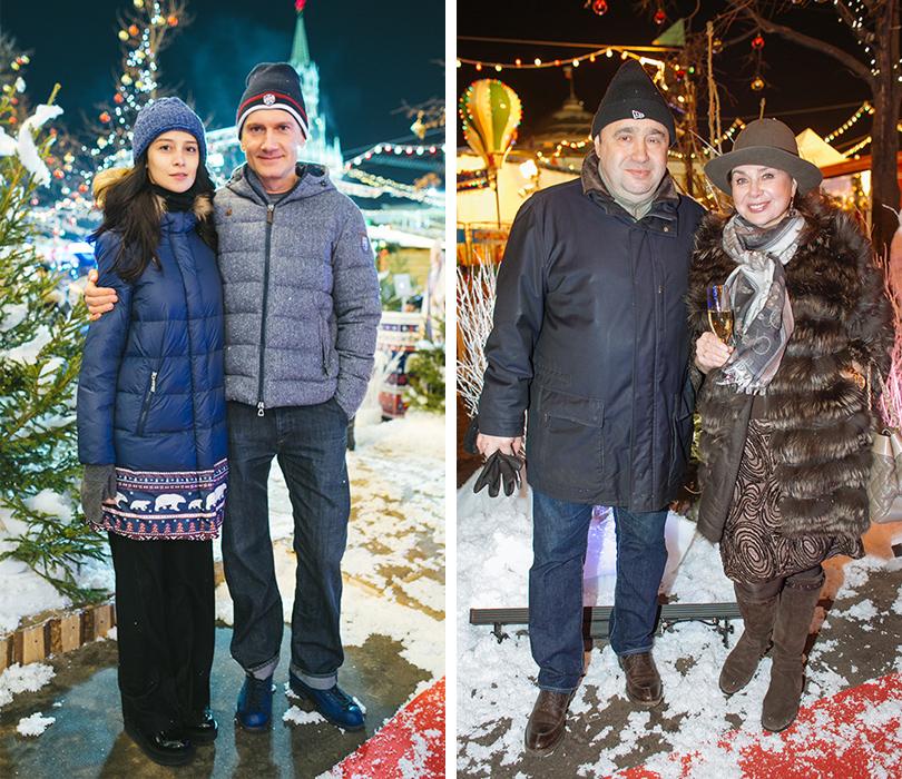 Равшана Куркова и Илья Бачурин, Александр Рапопорт