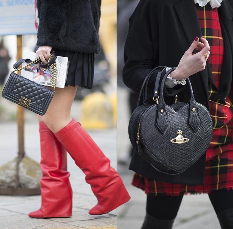 Лучшие образы street style на Неделе моды в Милане