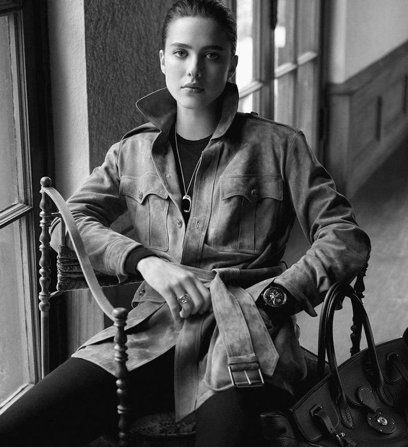 Маргарет Кволли для Ralph Lauren