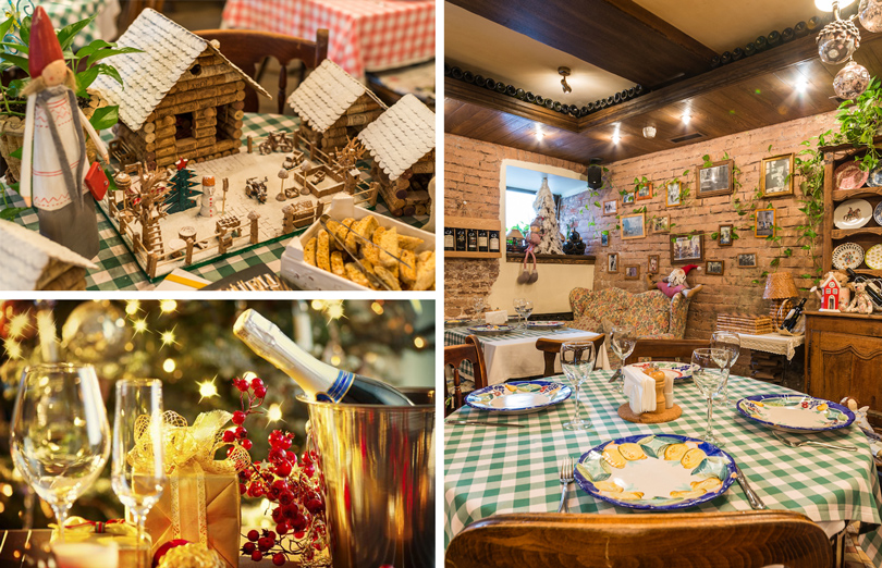 Новый год. Идея на каникулы: 15 праздничных сценариев в московских ресторанах. «Паб ЛоПикассо»