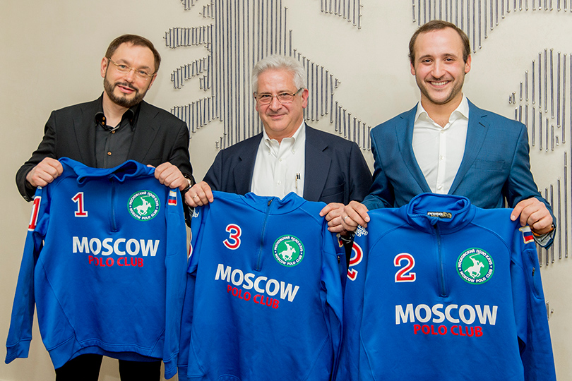 Михаил и Алексей Родзянко, Глеб Фетисов