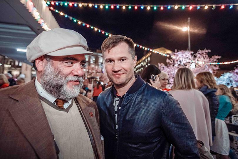 КиноТеатр: «Современник» отметил юбилей на Триумфальной площади. Михаил Куснирович и Алексей Немов