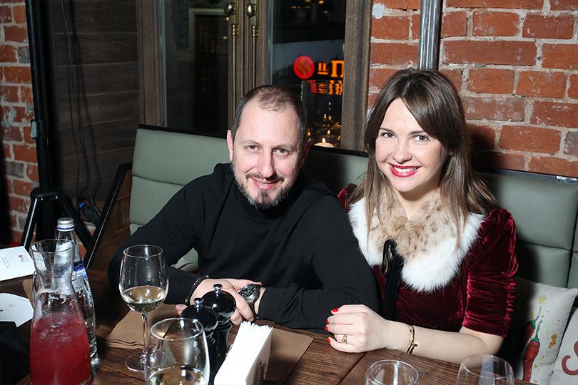 Posta-Magazine собрал поклонников Швейцарии вмосковском ресторане Spices.