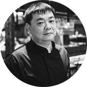 Станислав Ким, шеф-повар ресторана Buba bySumosan