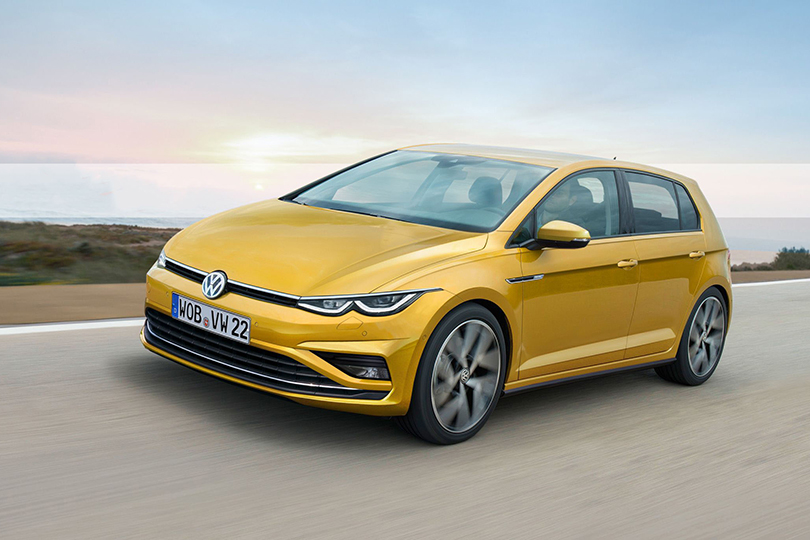 Cars with Jan Coomans. The most interesting cars (according tome) that wewill get in2019. Volkswagen Golf