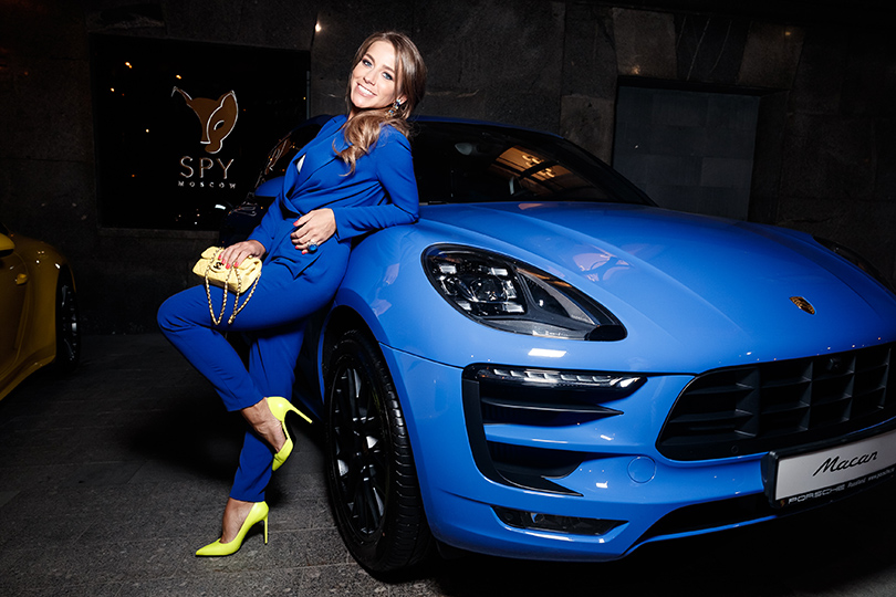 Светская хроника: вечеринка Carolina Herrera 212 VIP Wild Party. Юлия Барановская
