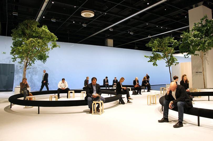 Дизайн &Декор: дизайнерский офис сOrgatec. Vitra