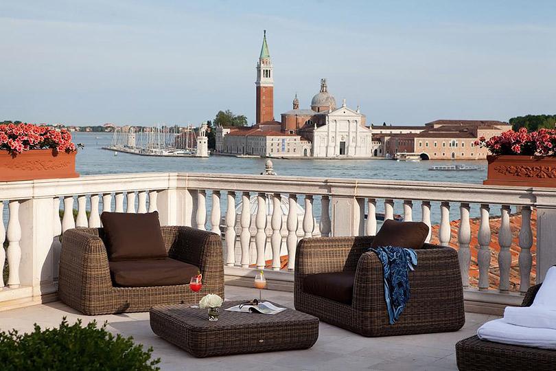 Чувственный маршрут: куда уехать наДень святого Валентина. Baglioni Hotel Luna, Венеция, Италия