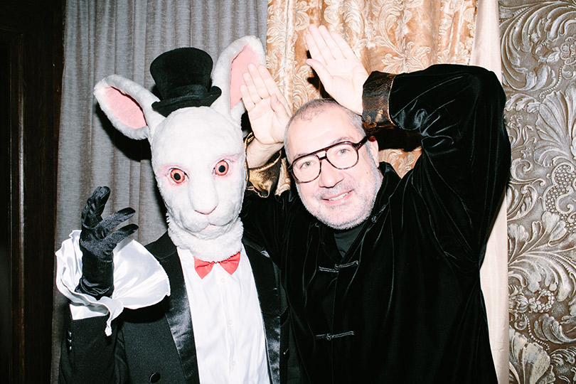 Семь лучших шефов России на гастрономическом ужине в честь семилетия ресторана White Rabbit
