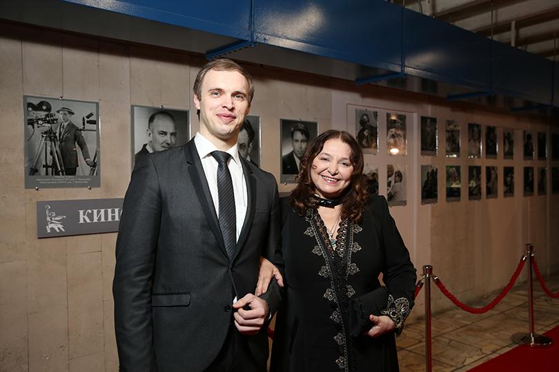 КиноТеатр: премия «Золотой орел» в 2017 году. Наталья Бондарчук