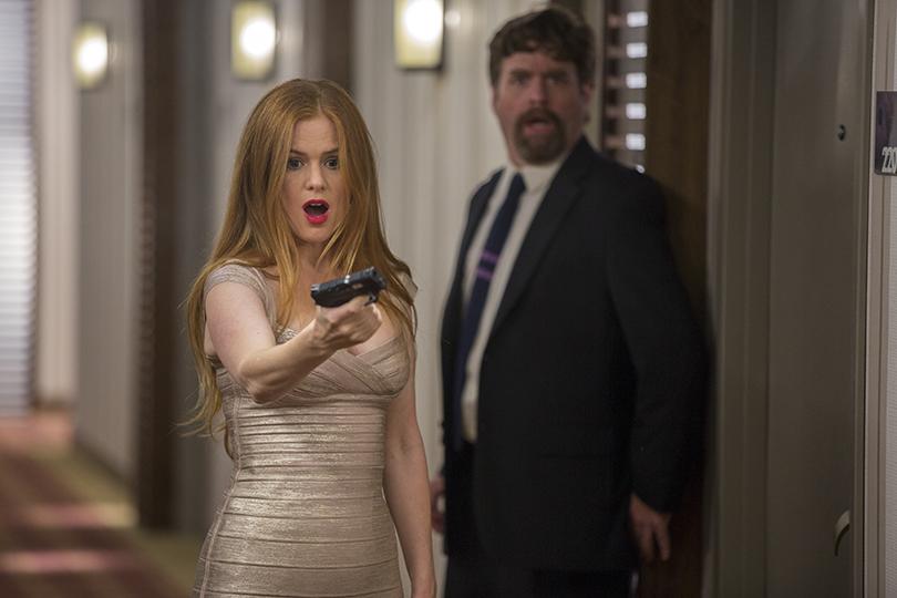 Кино науикенд: «Шпионы пососедству». Интервью сДжоном Хэммом окомедии, новой роли ижизни после «Безумцев»