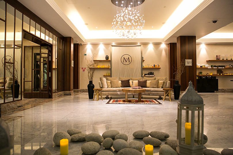 Открытие Mahash The Only Spa в отеле InterContinental