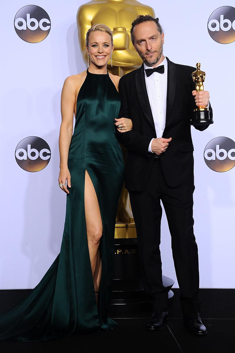 Oscars Special 2016:  Рэйчел МакАдамс и Эммануэль Любецки