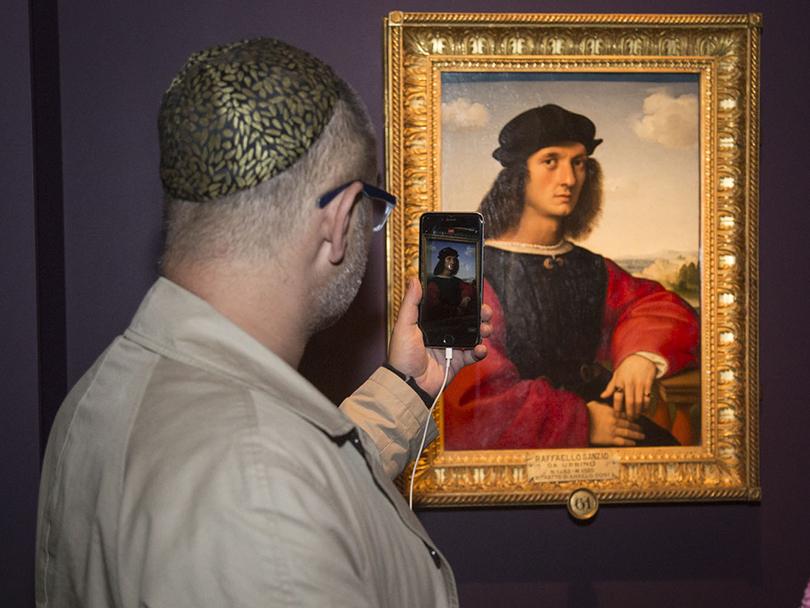 Art & More: по следам Рафаэля. Выставка великого итальянца в Пушкинском музее. На выставке: портрет эпохи Возрождения vs автопортрет эпохи селфи