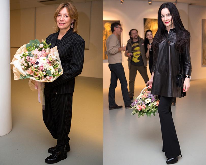 Валерия Роднянская, Изета Гаджиева
