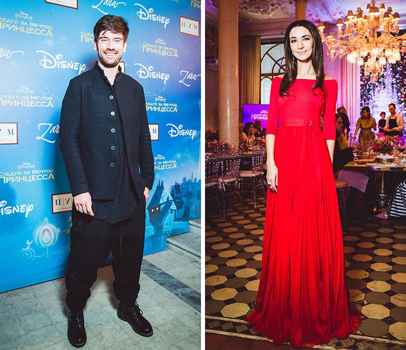 Компания Disney ипевица Зара пригласили гостей насветский завтрак вBaccarat Cristal Room. Антон Лаврентьев. Зара