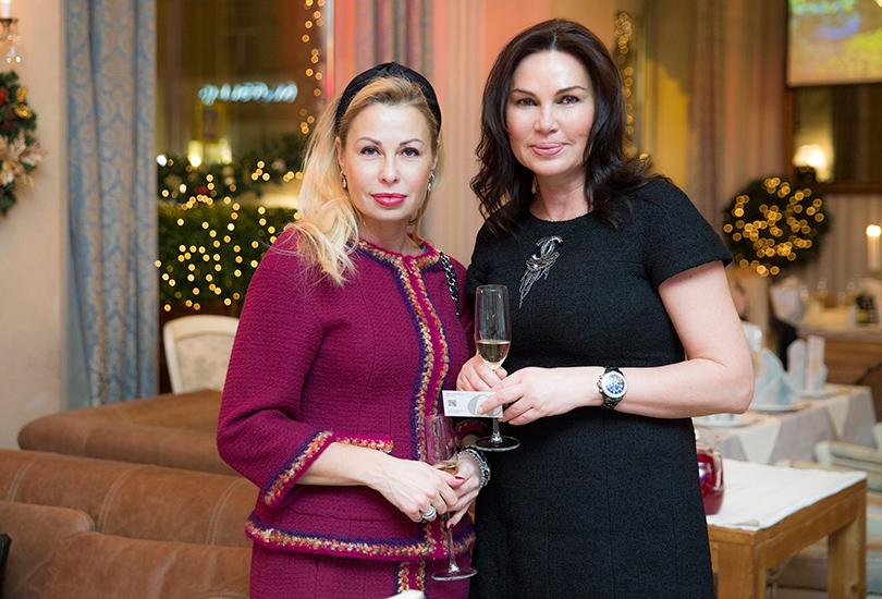 Алена Семёнова и Наталья Ильина