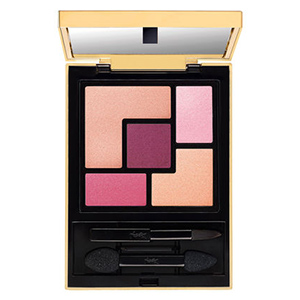 Тени Yves Saint Laurent Couture Palette (оттенок Rose Baby Doll)