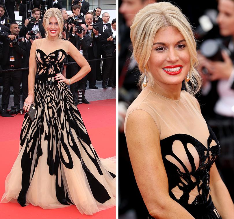 Cannes 2016: самые яркие звездные образы на церемонии открытия кинофестиваля. Хофит Голан