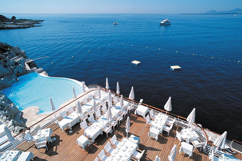 Идея наканикулы: Пасха вевропейских отелях. Антиб, Франция: Hotel duCap-Eden-Roc