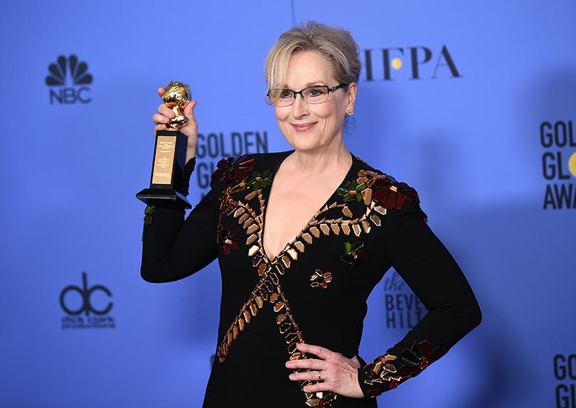 КиноТеатр: «Ла-Ла Лэнд» идругие победители «Золотого глобуса». Мэрил Стрип