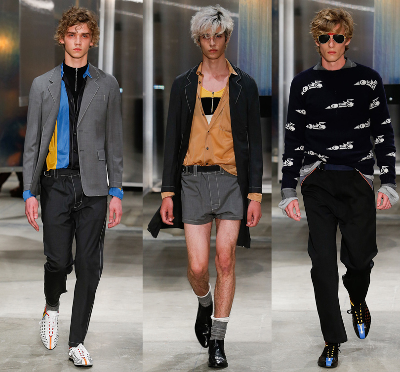 10 брендов, которые изменили мир мужской моды: Prada