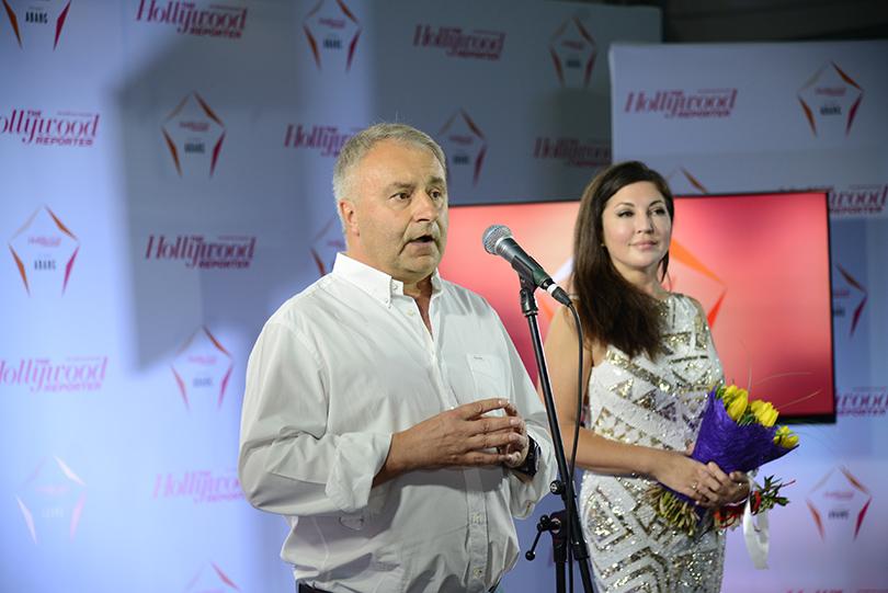 Леонид Верещагин и Мария Лемешева