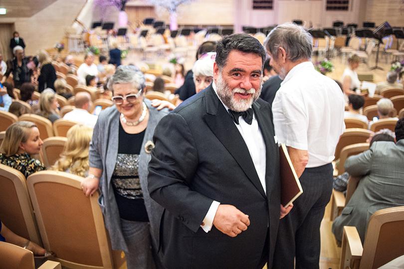 Эдит иМихаил Куснировичи