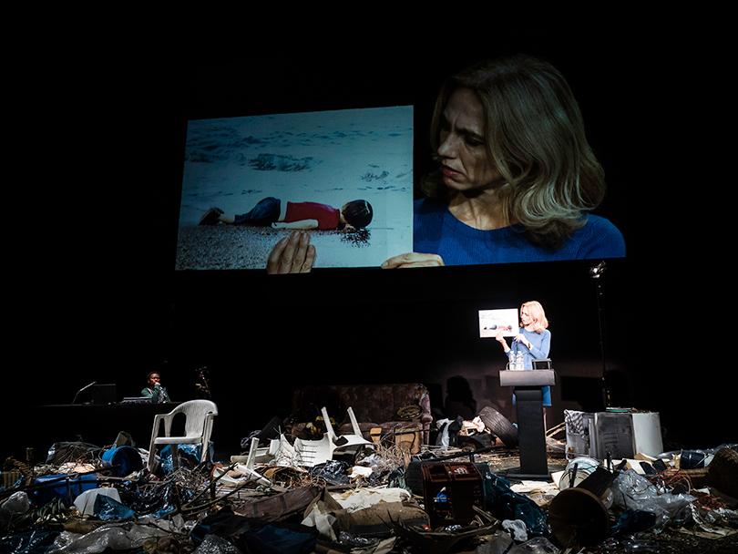 КиноТеатр: что смотреть намеждународном фестивале «Территория». «Сострадание. История одного оружия»