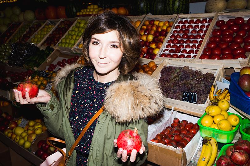 Светская хроника: The Singleton Night Market наУсачевском рынке. Виктория Полякова