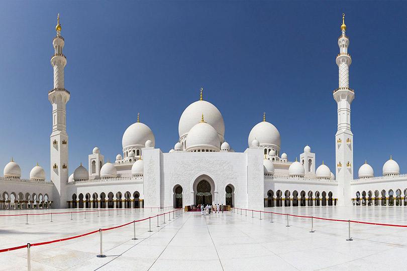 Абу-Даби: город миражей, ставших реальностью