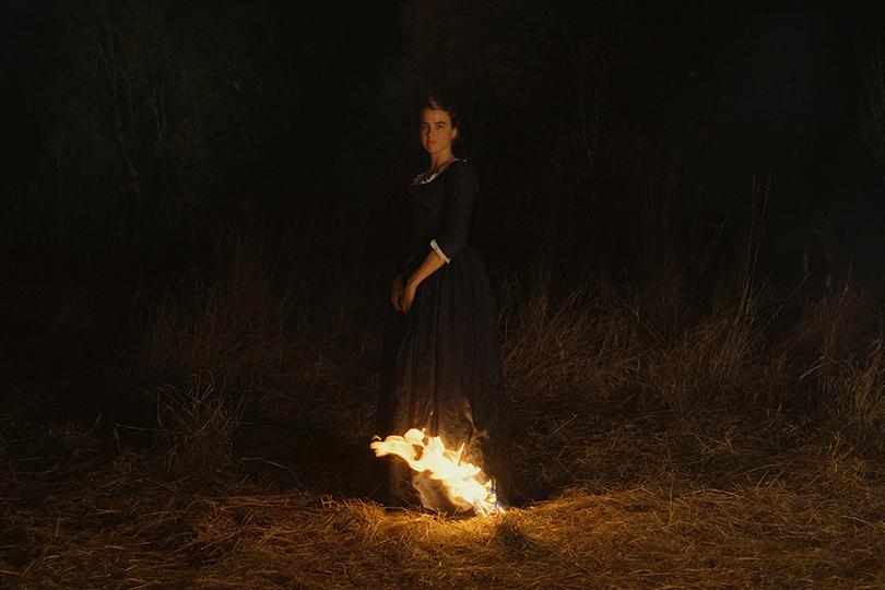 Приз за лучший сценарий завоевала Селин Сьяма, автор картины «Портрет девушки в огне»