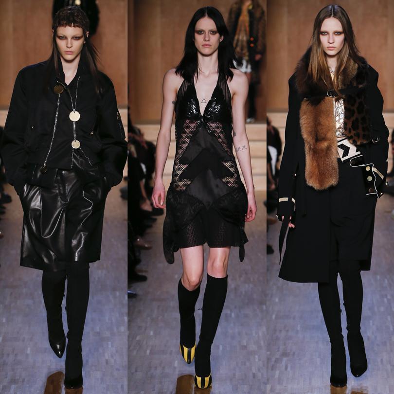 Самые знаковые показы Недели моды в Париже, 2016: Givenchy